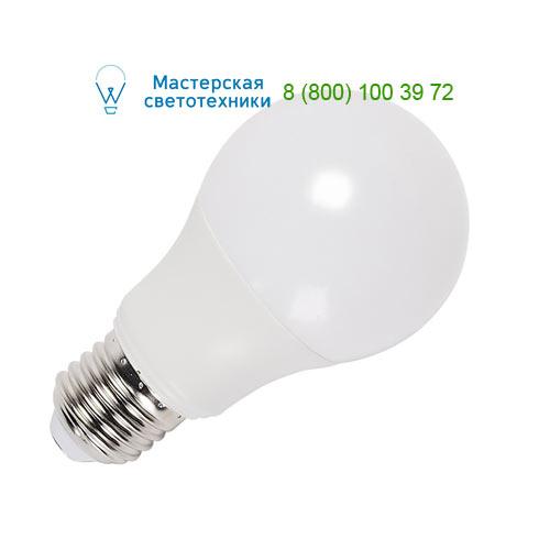 560402 SLV by Marbel LED E27 источник света 9.1Вт, 230В, 2700K, 760лм, 240°, диммируемый
