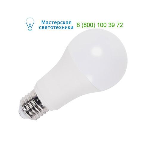 560432 SLV by Marbel LED E27 источник света 11.3Вт, 230В, 2700K, 1060лм, 240°, 3 уровня яркости