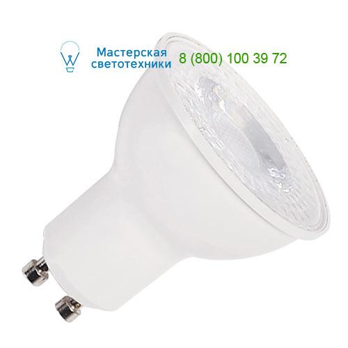 560552 SLV by Marbel LED GU10 источник света 7.2Вт, 230В, 36°, 2700K, 570лм, диммируемый, белый корпус