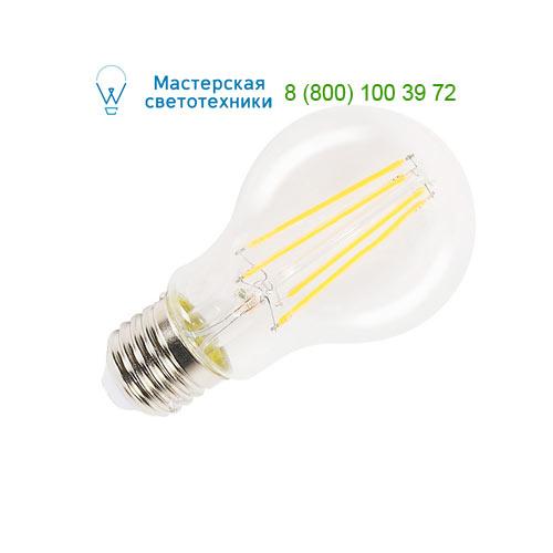 560762 SLV by Marbel LED E27 VINTA источник света SMD LED, 230В, 6.8Вт, 2700K, 806лм, диммируемый