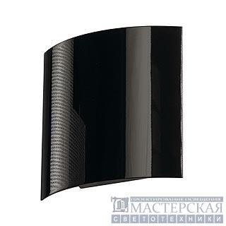 Marbel SLV 151600 LED SAIL 1 светильник настенный с белым теплым PowerLED 3 Вт, черный