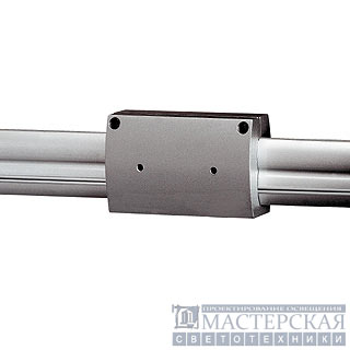 Insulated connector for EASYTEC II, silvergrey