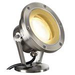 SLV 229730 NAUTILUS GX53 светильник IP67 GX53 11 Вт макс., сталь