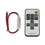 EASY LIM RF MINI SINGLE COLOUR MASTER, 12V/DC and 24V/DC, with remote control