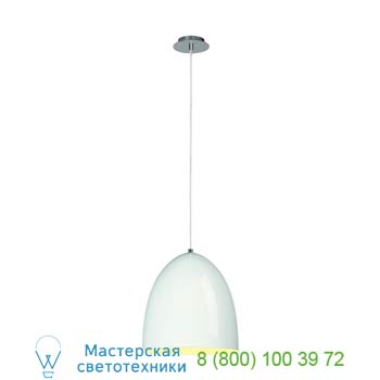 133011 PARA CONE 30 светильник подвесной для лампы E27 60Вт макс., белый глянцевый, SLV