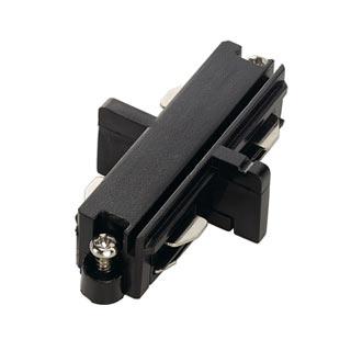 143090 Langsverbinder fur 1-Phasen HV-Stromschiene, schwarz, elektrisch, SLV