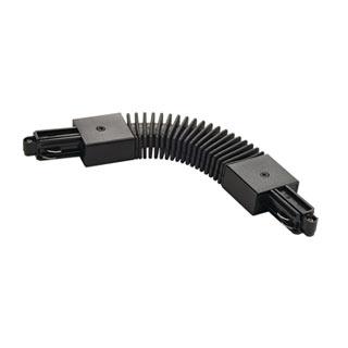 143110 Flexverbinder fur 1-Phasen HV-Stromschiene, schwarz, SLV