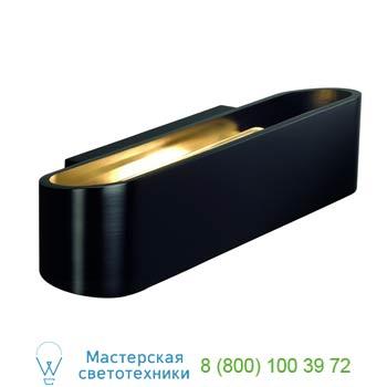151410 KONUS светильник настенный для лампы R7s 78мм макс. 150Вт, черный, SLV