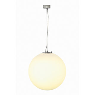 165410 ROTOBALL 40 светильник подвесной для лампы E27 ELT 24Вт макс., серебристый/ белый, SLV