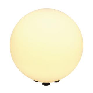227220 ROTOBALL FLOOR 40 Aussen- leuchte, weiss, E27, max. 24W, IP44, SLV