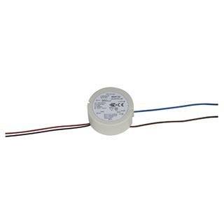 464132 LED-Treiber, 9W, 700mA, rund, ohne Zugentlastung, SLV