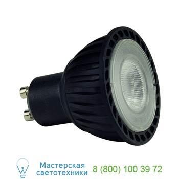 551253 LED GU10 источник света из 3х SMD LED, 220В, 4.3Вт, 40°, 3000K, 245lm, SLV