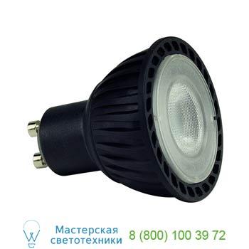 551254 LED GU10 источник света из 3х SMD LED, 220В, 4.3Вт, 40°, 4000K, 245lm, SLV