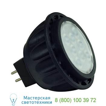 551263 LED MR16 источник света из 8-ми SMD LED, 12В, 7.3Вт, 36°, 3000K, 560lm, SLV