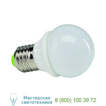 551543 LED E27 SMALL BALL источник света SMD LED, 230В, 4Вт, 3000K, 260lm, SLV