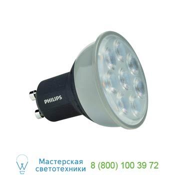 560142 PHILIPS MASTER LEDSPOT GU10 источник света из 8 SMD LED 5.3Вт, 230В, 36°, 2700K, 355lm, диммируемый, SLV