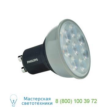 560144 PHILIPS MASTER LEDSPOT GU10 источник света из 8 SMD LED 5.3Вт, 230В, 36°, 4000K, 390lm, диммируемый, SLV