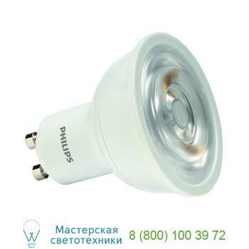 560182 PHILIPS CorePro LEDspot GU10 источник света SMD LED 4.5Вт, 230В, 36°, 2700K, 345lm, SLV