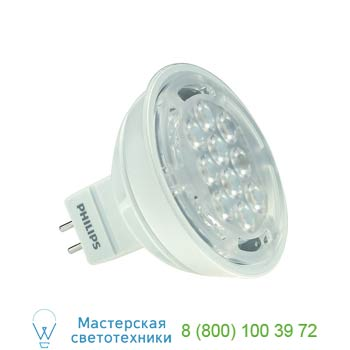 560192 PHILIPS CorePro LEDspot MR16 источник света из 10-ти SMD LED, 5Вт, 12В, 36°, 2700K, 325lm, SLV