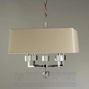 CL0012.NI Touraine Chandelier потолочный светильник Vaughan