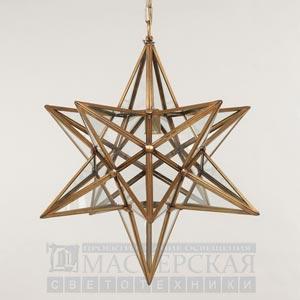 CL0013.BR Star Lantern Large потолочный светильник Vaughan
