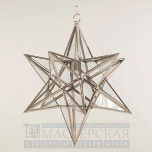 CL0013.NI Star Lantern Large потолочный светильник Vaughan