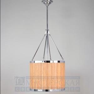 CL0014.NI Akita Alder Wood Lantern потолочный светильник Vaughan