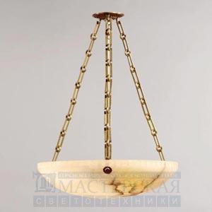 CL0030.BR Bolton Alabaster Bowl потолочный светильник Vaughan