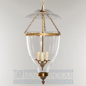 CL0031.BR Adam Hall Globe Lantern потолочный светильник Vaughan