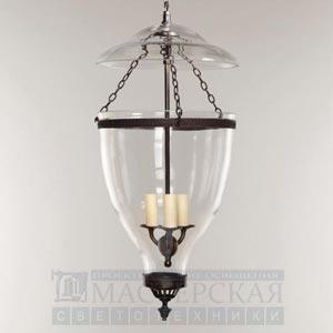 CL0031.BZ Adam Hall Globe Lantern потолочный светильник Vaughan