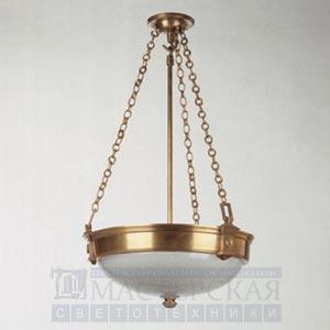 CL0040.BR Radnor Hanging Bowl потолочный светильник Vaughan