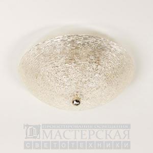 CL0057.NI Pentland Flush Bowl Light потолочный светильник Vaughan