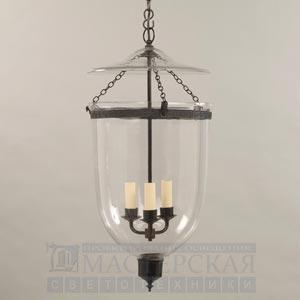 CL0060.BZ Lincoln Globe Lantern потолочный светильник Vaughan