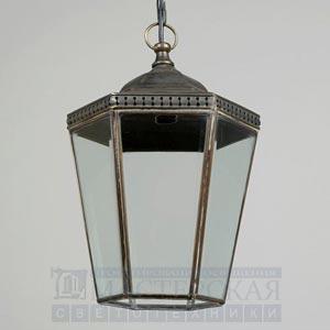 CL0061.BZ Georgian Porch Lantern потолочный светильник Vaughan