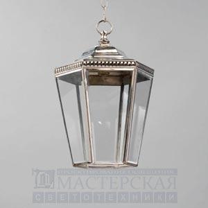 CL0061.NI Georgian Porch Lantern потолочный светильник Vaughan