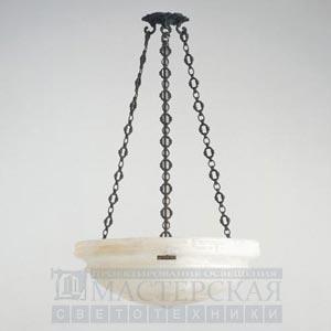 CL0062.BZ Fairfax Alabaster Bowl Lt потолочный светильник Vaughan
