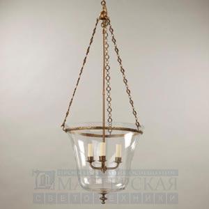 CL0064.BR.SE Paxton Globe Lantern потолочный светильник Vaughan