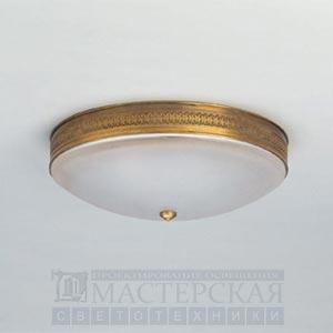 CL0071.BR Frogmore Glass Plain потолочный светильник Vaughan