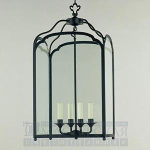 CL0087.BK Swedish Lantern потолочный светильник Vaughan