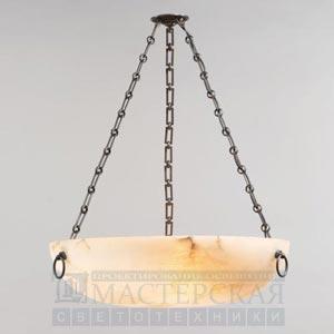 CL0097.BZ Burton Alabaster Bowl Light потолочный светильник Vaughan