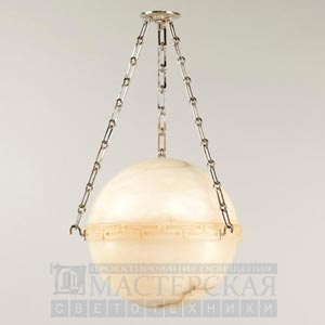 CL0099.NI Greenwich Globe Light потолочный светильник Vaughan
