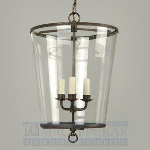CL0111.BZ Zurich Lantern потолочный светильник Vaughan
