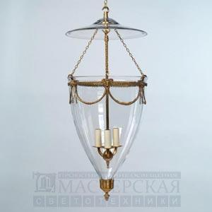 CL0113.BR Osterley Globe Lantern потолочный светильник Vaughan