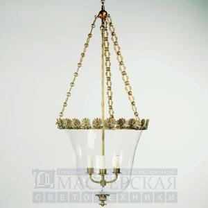 CL0118.BR Painshill Globe Lantern потолочный светильник Vaughan