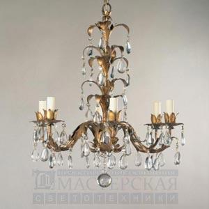 CL0122.GI Avranches Chandelier потолочный светильник Vaughan