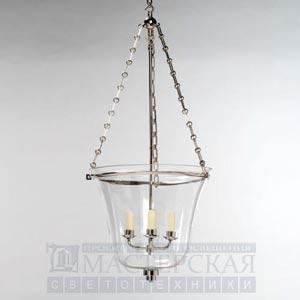 CL0127.NI Coleton Globe Light потолочный светильник Vaughan