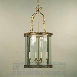 CL0128.BR Gledstone Hall Lantern потолочный светильник Vaughan