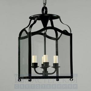 CL0132.BK Littleton Lantern потолочный светильник Vaughan