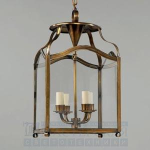 CL0132.BR Littleton Lantern потолочный светильник Vaughan