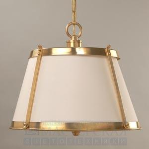 CL0286.BR Belluno Brass Hanging Shade потолочный светильник Vaughan